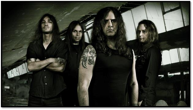 Kreator and Death Angel Australian Tour 2014