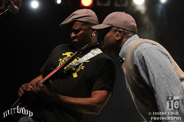 Living Colour, Skindred, Walking Papers & Eagles of Death Metal – Soundwave – Olympic Park, Sydney – February 23, 2014