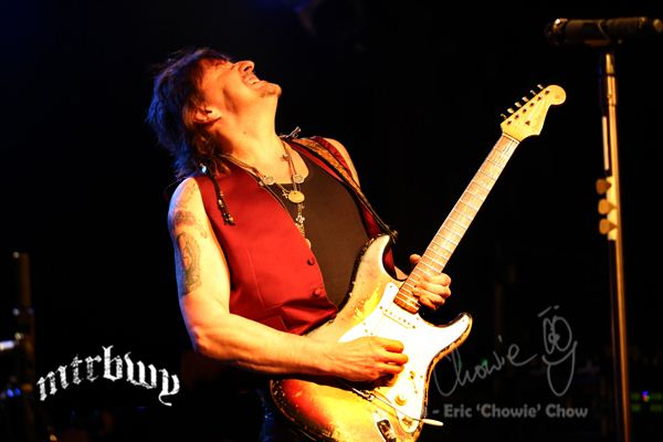 Richie Sambora – The Espy, Melbourne – February 27, 2014