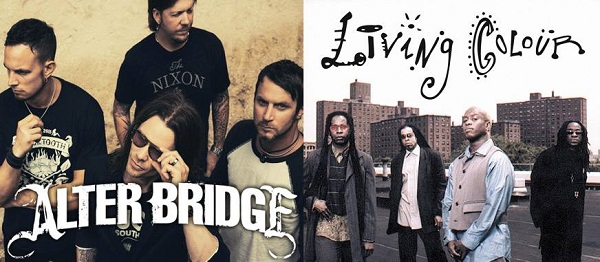 Living Colour / Alter Bridge – The Hi Fi, Sydney – February 25, 2014