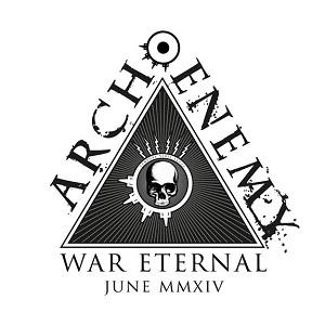 ARCH ENEMY – reveals details for new album, 'War Eternal'