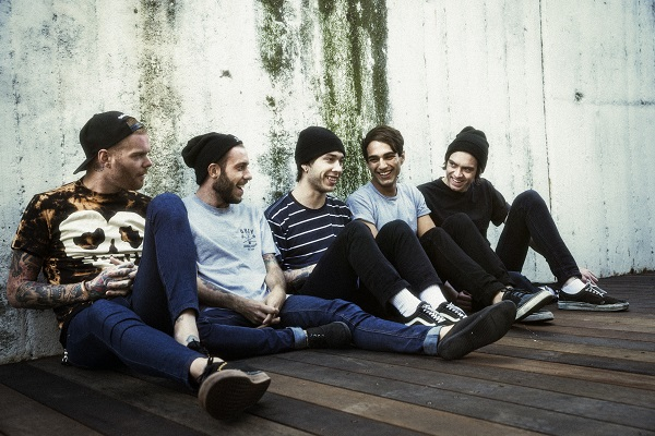 HELLIONS announce 'We Are The Wild Ones' tour with guests Trophy Eyes & new video