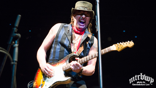 Richie Sambora – The Enmore Theatre, Sydney – February 26, 2014