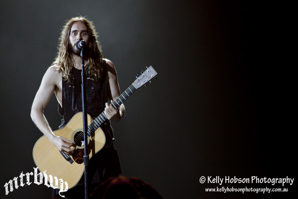 Thirty Seconds to Mars – Qantas Credit Union Arena, Sydney – March 29, 2014