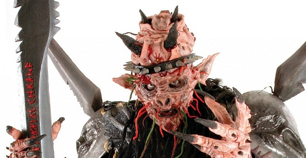 Dave Brockie Lead Singer and Founder of Metal Band GWAR Passes Away Sunday March 23rd, 2014