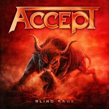 ACCEPT announce new studio-album 'Blind Rage'