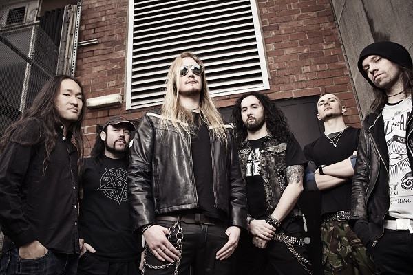 DRAGONFORCE Announce New Album