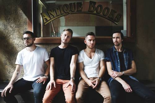 NEW EMPIRE Announce National Tour Plus Top 30 Aria Chart Debut