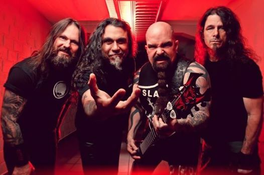 SLAYER sign to NUCLEAR BLAST and more!