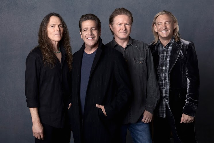 EAGLES announce 'History Of The Eagles' tour in Australia & New Zealand in February/March 2015