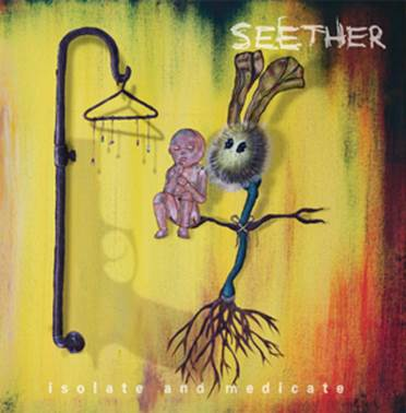 SEETHER to release new album 'Isolate and Medicate' via Caroline Australia