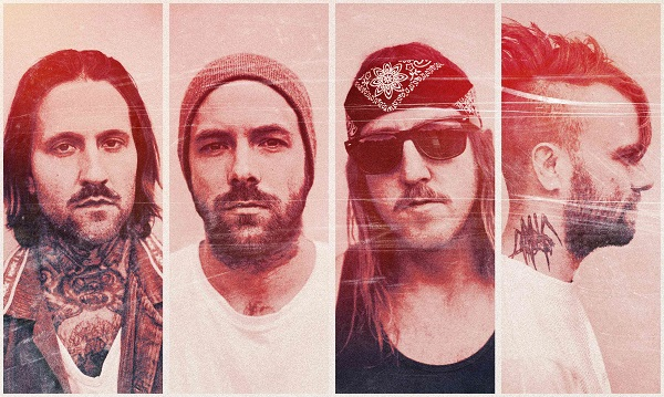 THE USED and TAKING BACK SUNDAY Announce Australian Tour
