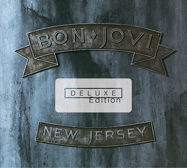 WIN a copy of BON JOVI's 'New Jersey' Deluxe Edition 2CD version! (CLOSED)