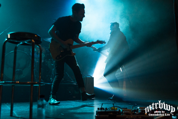 NEW EMPIRE – The Factory Theatre, Sydney – June 13, 2014