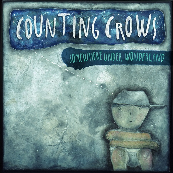 COUNTING CROWS Announce New Album & Release 'Palisades Park' Short Film!