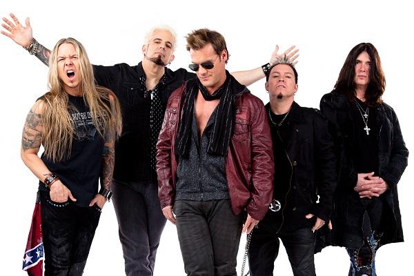 Jericho Fozzy Tour