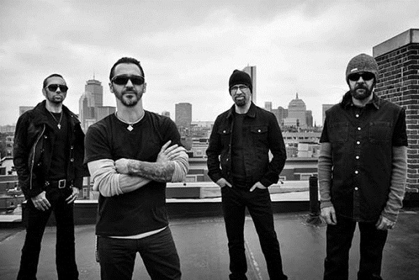 Sully Erna of Godsmack (Video Interview)