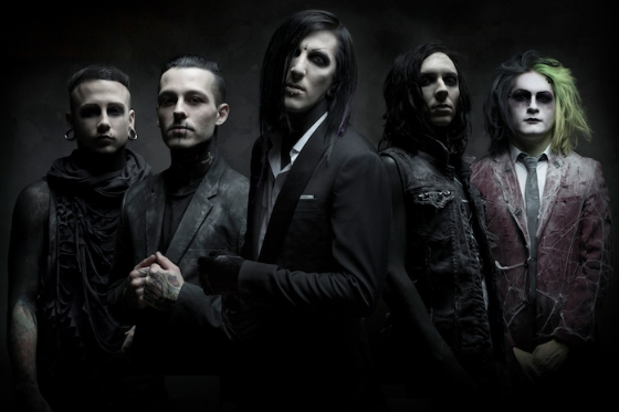MOTIONLESS IN WHITE announce new album & single 'Reincarnate'
