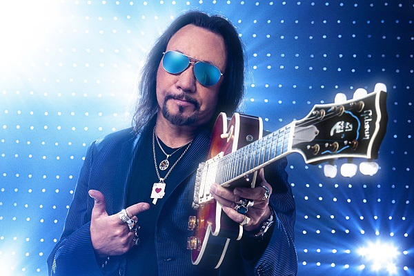 Ace Frehley – The Metro Theatre, Sydney – April 30, 2015