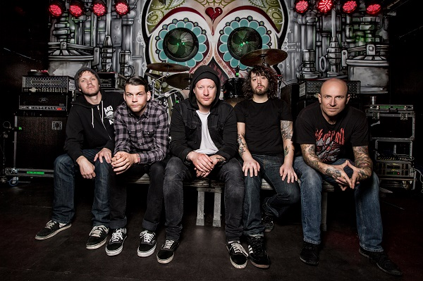 COMEBACK KID announces Australian tour for October