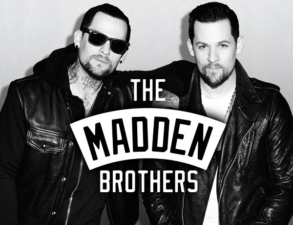 THE MADDEN BROTHERS Australian Tour 2014