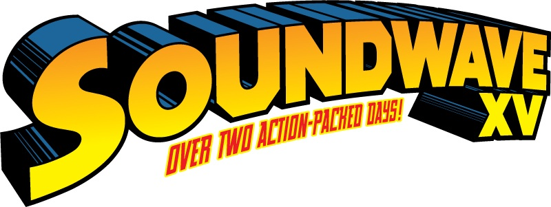 SOUNDWAVE 2015 lineup announced