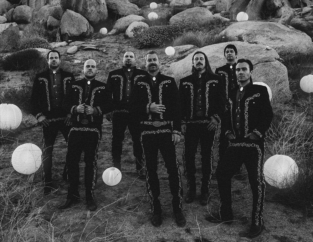 MARIACHI EL BRONX Announce Bluesfest Sideshows