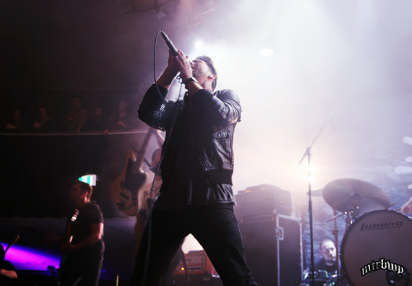 Anberlin – The Final Tour – The Roundhouse, Sydney – September 7, 2014