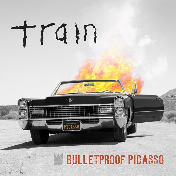 WIN a copy of the new TRAIN album 'Bulletproof Picasso' (CLOSED)