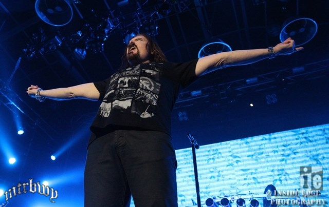 Dream Theater – The Big Top, Sydney – October 30, 2014
