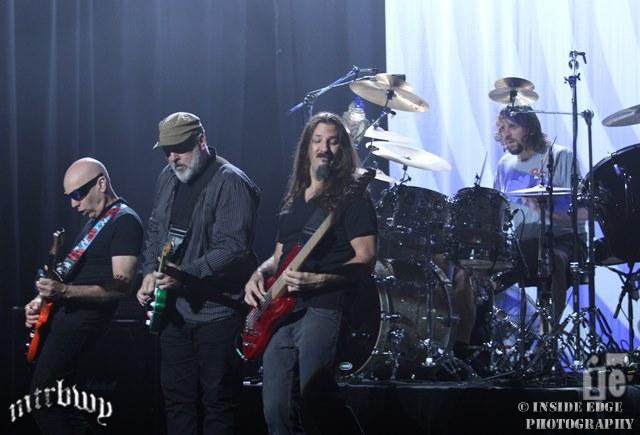 Joe Satriani – The State Theatre, Sydney – November 6, 2014