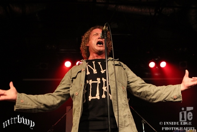 The Screaming Jets – The Factory Theatre, Sydney – November 22, 2014