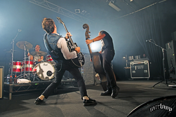 The Living End – The Metro Theatre, Sydney – November 6, 2014