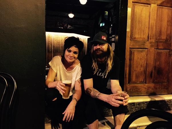Sarah McLeod (Superjesus) & Mick Skelton – February shows