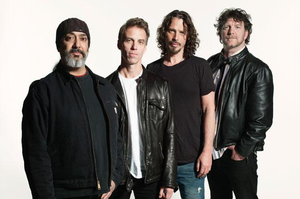SOUNDGARDEN ANNOUNCE SIDEWAVES SHOWS!