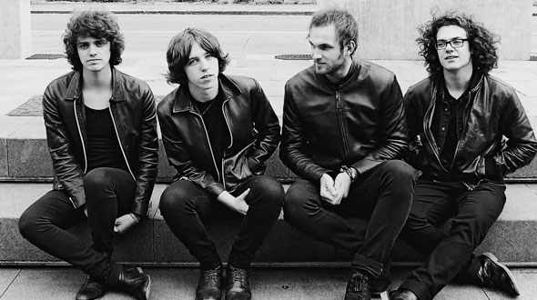 Catfish and The Bottlemen – Oxford Arts Factory, Sydney – January 19, 2015
