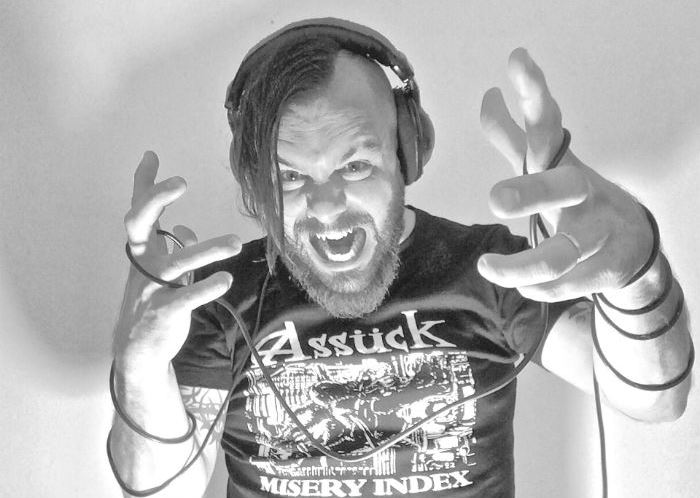 Jesse Leach (Killswitch Engage) First DJ and Spoken Word tour in Australia