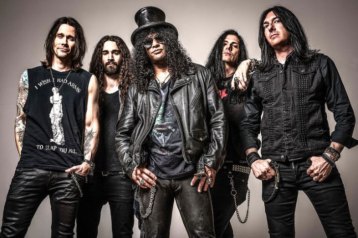 SLASH + STEEL PANTHER Sidewaves announced