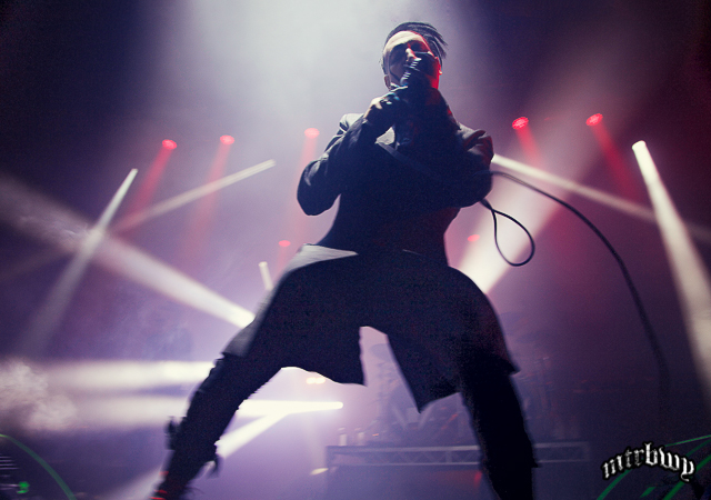 Marilyn Manson / Apocalyptica / Deathstars – The Enmore Theatre, Sydney – February 25, 2015