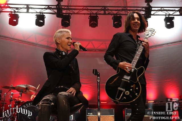 Roxette – 'On The Steps', Sydney Opera House – February 25, 2015