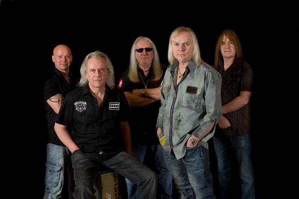 Mick Box of Uriah Heep