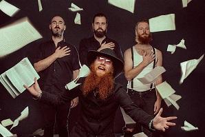 GAY PARIS New Film Clip/Single: The Sackcloth Saint Of The Cornfield + Tour Dates