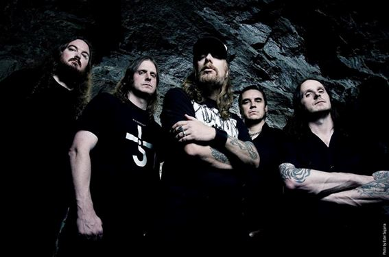 AT THE GATES announce Australian tour