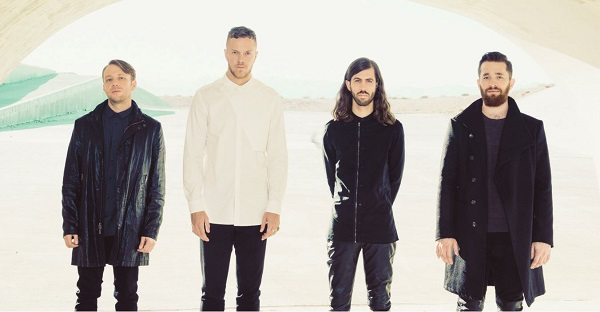 IMAGINE DRAGONS returning to Australia & New Zealand this September