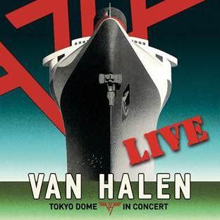 VAN HALEN To Release Definitive Live Album 'Tokyo Dome Live In Concert'
