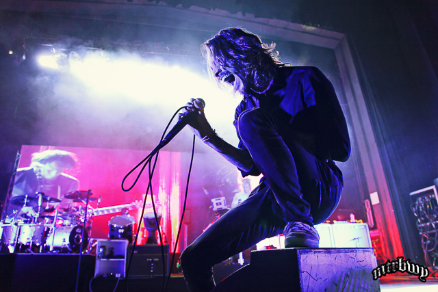 Incubus / Antemasque / Le Butcherettes – The Enmore Theatre, Sydney – February 27, 2015