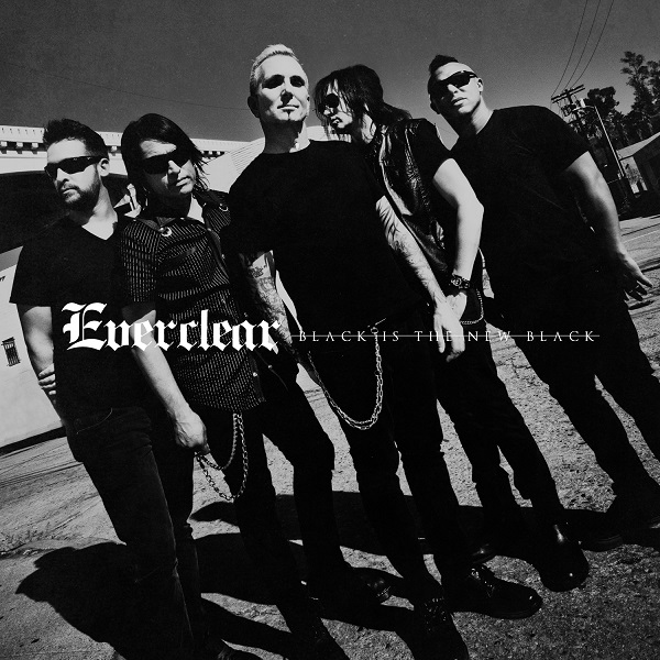 EVERCLEAR Announce New Album 'Black Is The New Black'