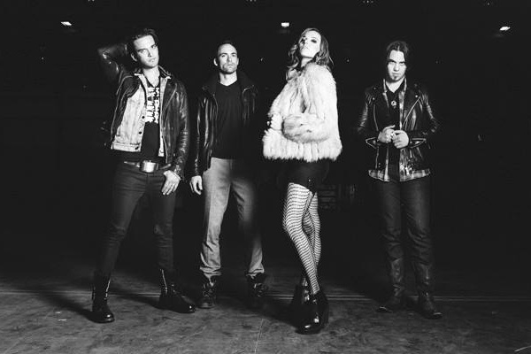 HALESTORM announce their debut Australian Tour, December 2015