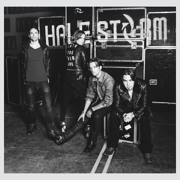 WIN a copy of 'Into The Wild Life' by HALESTORM (CLOSED)