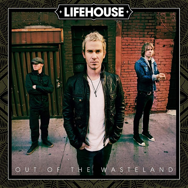 LIFEHOUSE 'Out Of The Wasteland' – Worldwide Digital release 26th May – Australian album physical release 19th June